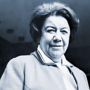 La leyenda de la doctora Ana Aslan.