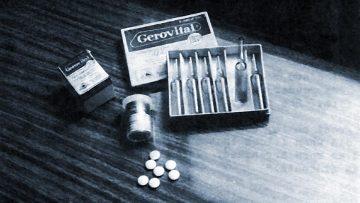 Gerovital® H3 en su presentación original.