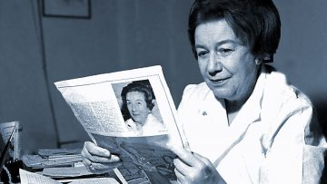 La leyenda de la doctora Ana Aslan, genio y figura.