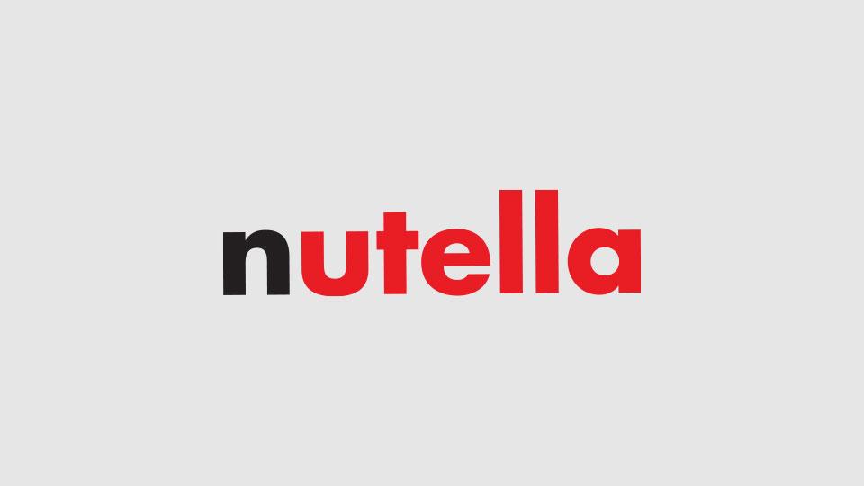 ¿Cómo se pronuncia Nutella?