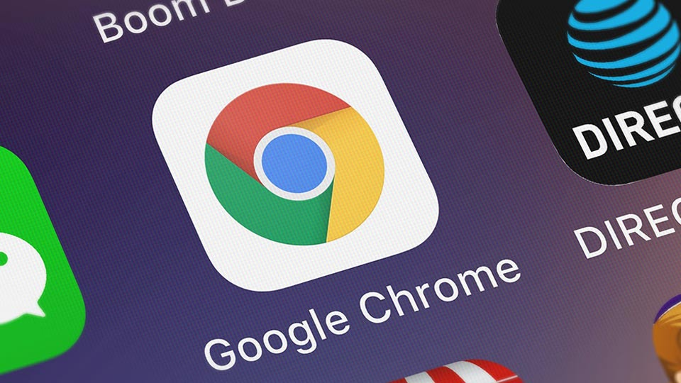 Chrome, el navegador de Google.