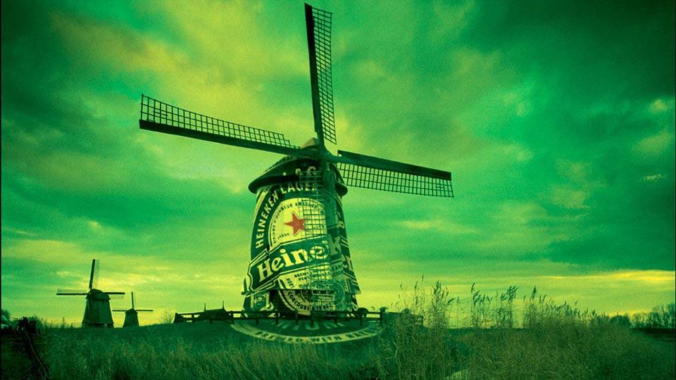 Heineken: Pensá en Verde.