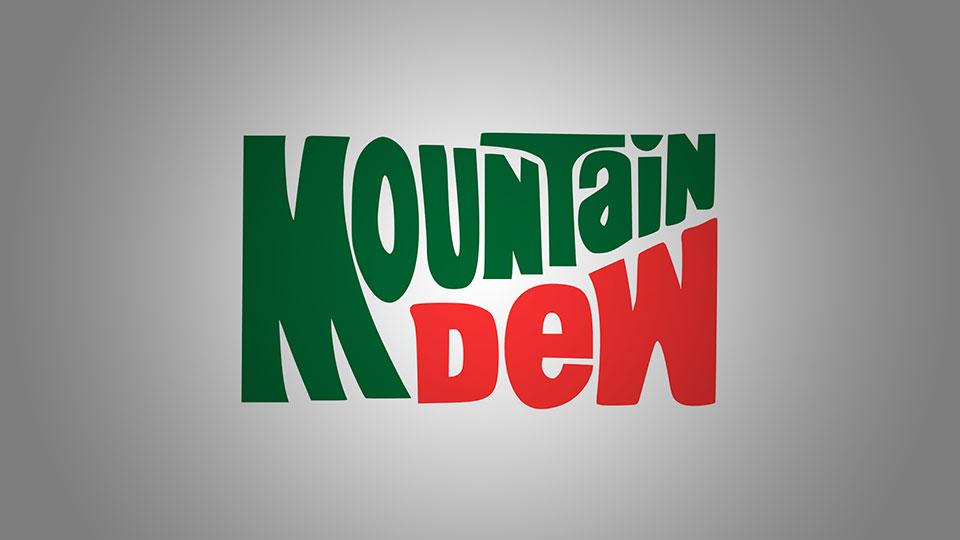 """""""Los 80"""" en la Argentina: Mountain Dew."""