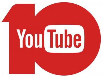 10 años de YouTube. Veronese Producciones · Publicidad Integral.