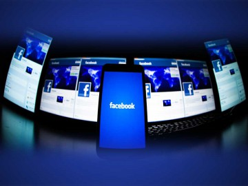 Facebook sobre todas las plataformas.