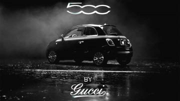 Edición especial Fiat 500 by Gucci.