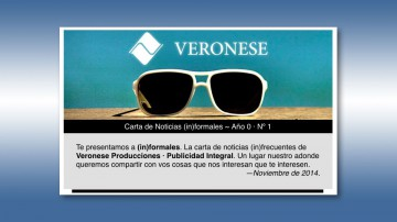 Carta de Noticias (in)formales.