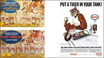 Tigres: entre el poder y la imaginería lúdica.