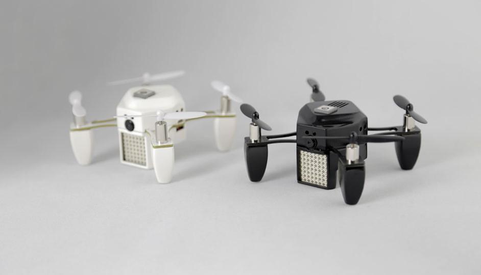 ZANO, un nano drone robusto.