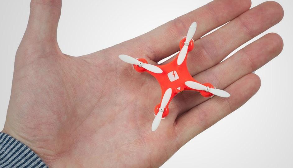 SKEYE: el nano drone más pequeño del mundo.