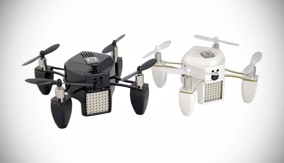 ZANO: todo un drone en casi nada de tamaño.
