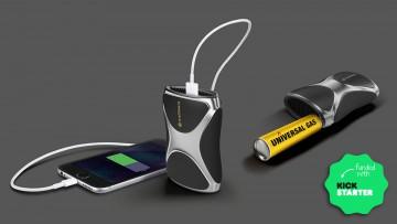 Kraftwerk: generador autónomo para recargar celulares.