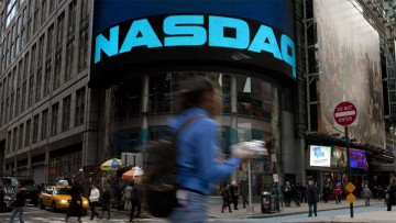 Sede central de Nasdaq en New York (201).