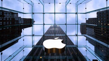 Apple Store New York.