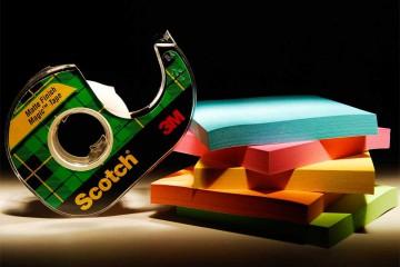 La RSE de 3M, creadora de la cinta Scotch y las Post-it.