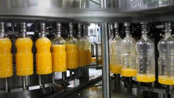 El calentamiento global y el jugo de naranja envasado.