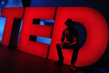 Richard Saul Wurman y TED. Veronese Producciones · Publicidad Integral.