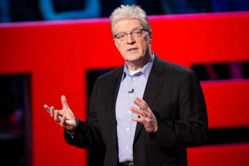 Richard Saul Wurman y las charlas TED: Sir Ken Robinson. Veronese Producciones · Publicidad Integral.