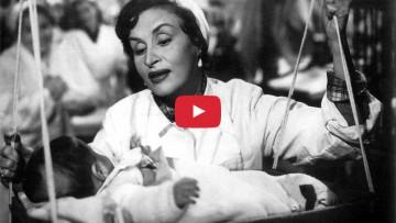 """Tita Merello en la película """"Mercado de Abasto""""."""