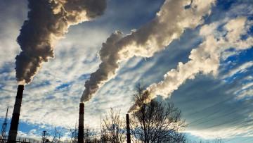 Emisiones de gases de efecto invernadero (GEI) que empeoran las condiciones del cambio climático.