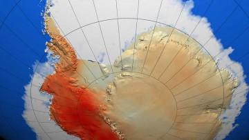 Cambio climático, primavera y Antártida.