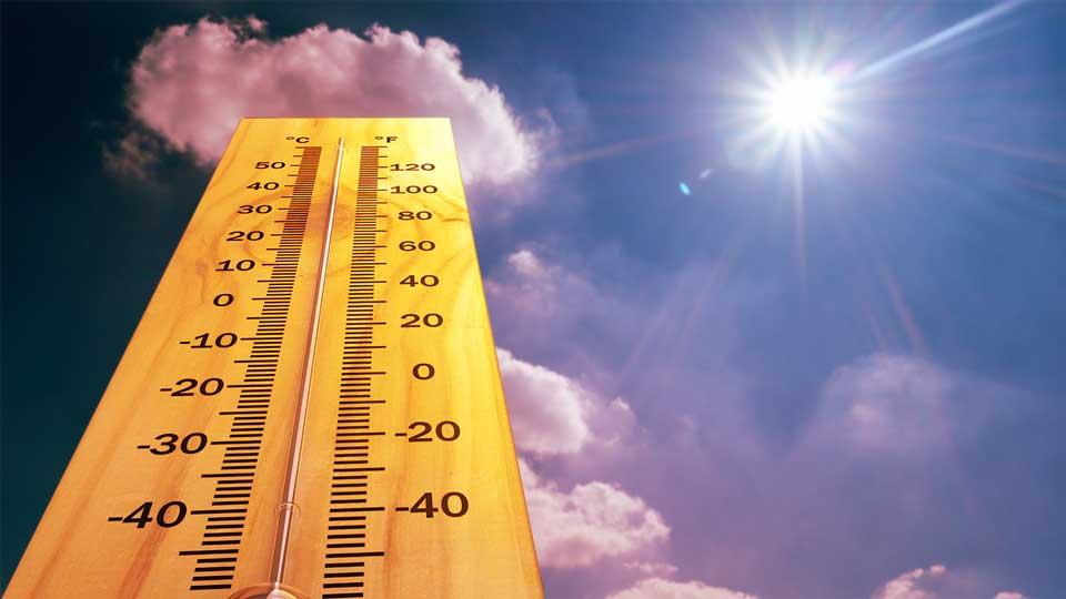 El calentamiento global puede ser tanto causa como efecto del cambio climático.
