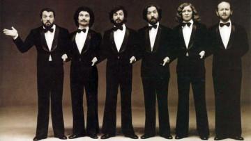 Daniel Rabinovich y Les Luthiers sin Gerardo Masana.