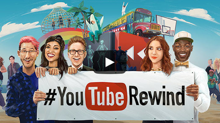 YouTube Rewind 2015: Now Watch Me 2015 | #YouTubeRewind