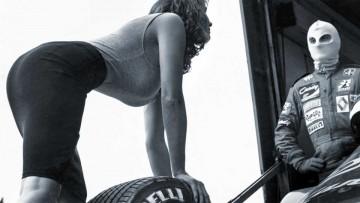 Imagen extraida del calendario Pirelli 2014.