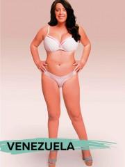 Imagen de mujer según el equipo de Venezuela