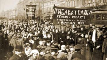 Día Internacional de la Mujer 2016: las huelgas en la Rusia zarista.