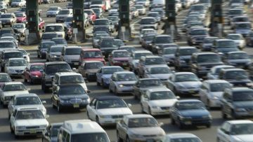 Los atascos de tránsito: un foco para Ford