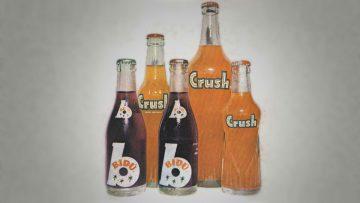 Bidú Cola y Crush. Dos segundas marcas notables.