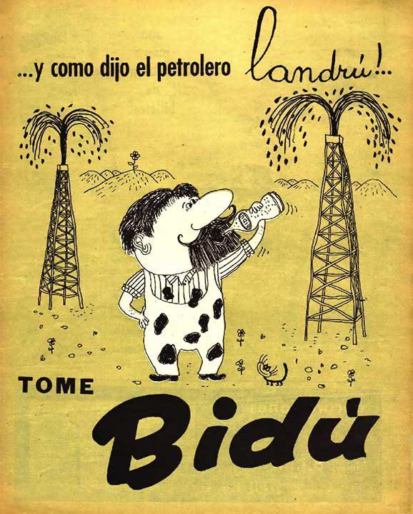 …y como dijo el petrolero Landrú (23/09/1958)