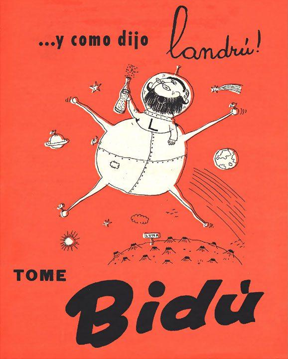…y como dijo Landrú [astronauta] (27/10/1959)