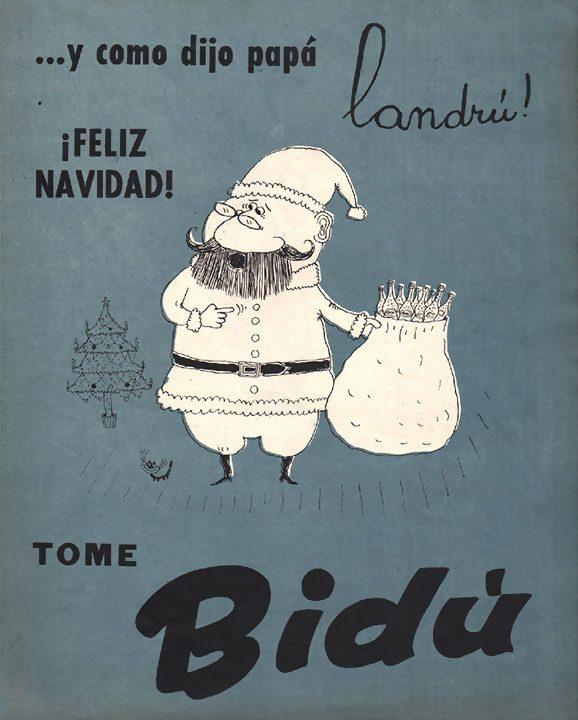 …y como dijo papá Landrú (15/12/1959)