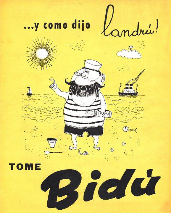 …y como dijo Landrú [guardavidas] (26/01/1960)