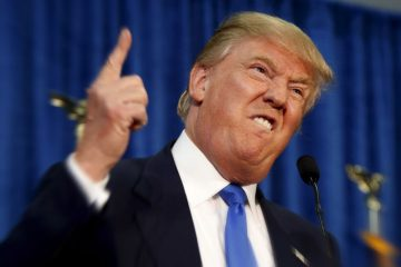 Donald Trump campeón de la fascinación simplista.