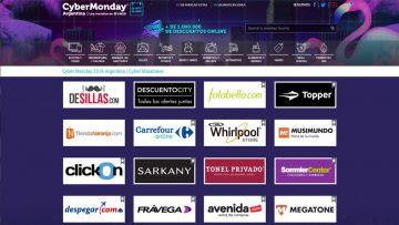 Un Cyber Monday de 48 horas: sitio oficial del Cyber Monday Argentina.