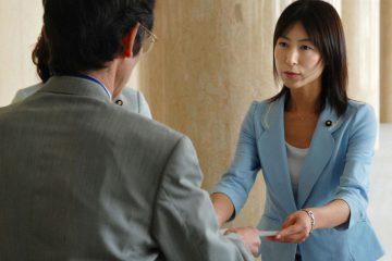 Ayaka Shiomura, ferviente agradecida a Caroline Kennedy.