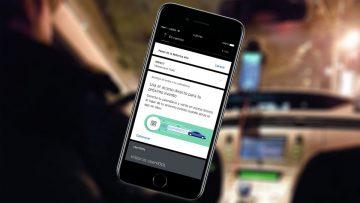 Uber para inexpertos: la app lo es todo.