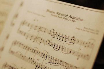 Idus de mayo: Blas Parera y el Himno Nacional.