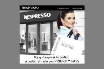 Publicidad omnicanal minorista: el caso Nespresso.