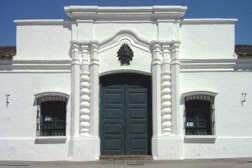 La Casa de Francisca Bazán de Laguna donde se declaró la Independencia argentina.