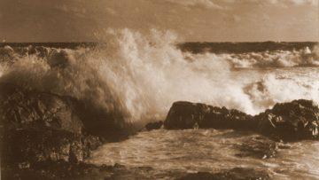 Chivito uruguayo: de Punta del Este a Pedidos Ya. La playa en 1930.