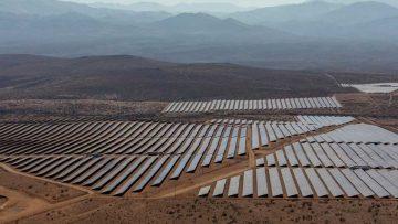 Energía renovable en América Latina: Chile es el líder en energía solar.