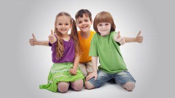 Publicidad para niños, publicidad infantil: los chicos primero.