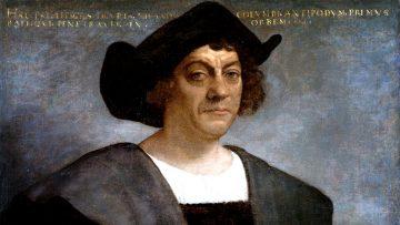 Cuba era Japón: Cristóbal Colón, el navegante.