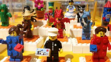 Innovar como filosofía de vida de Lego desde 1932.