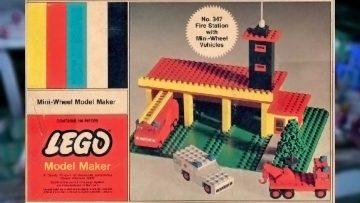 El fracaso de la licencia a Samsonite: un Lego para los juguetes.